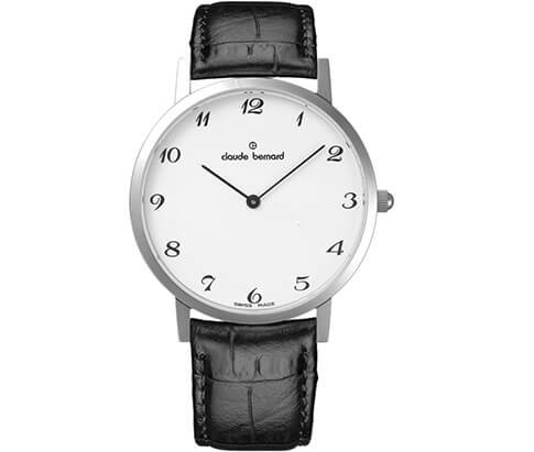 Claude Bernard Gents Slim Line 20202 3 BB