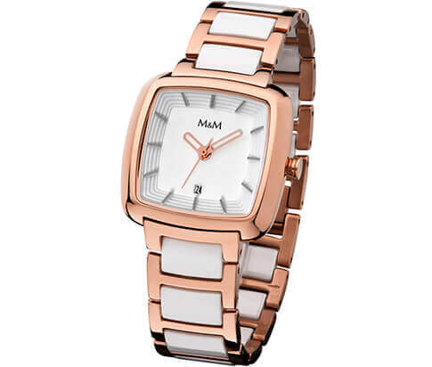 Dames horloge M&M M11860 892