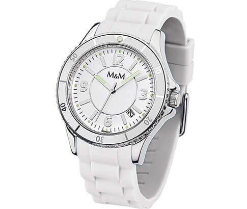 Dames horloge M&M M11846 693