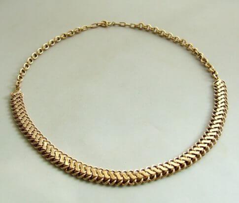 antiek-gouden-collier-8619