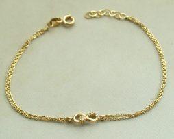 Gouden armband, Infinity model