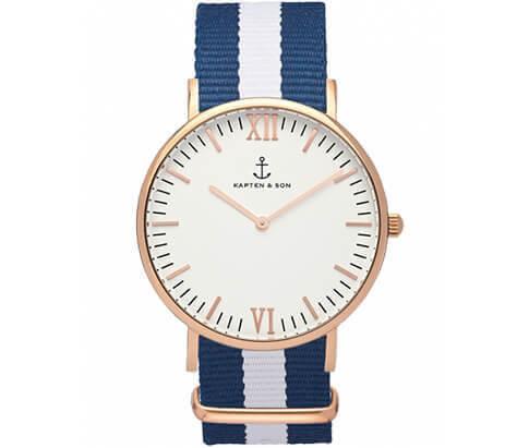 Kapten en Son horloge Sail Campina 4251145211028