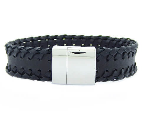 Christian Leather Black Yarn