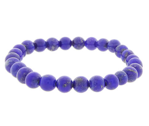 Christian lapis Lazuli armband